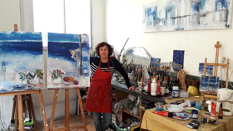 art et culture elisabeth girard artiste peintre montpellier. Black Bedroom Furniture Sets. Home Design Ideas